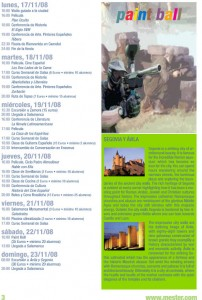 Spanish Course Newsletter Page 2